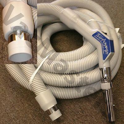 Genuine Vacuflo 30 Turbogrip Central Vacuum Hose  Universal Style