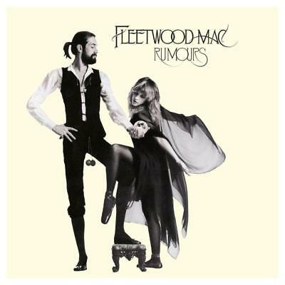 Fleetwood Mac POSTER Stevie Nicks Mick Fleetwood 70's Classic Rock RUMOURS Album