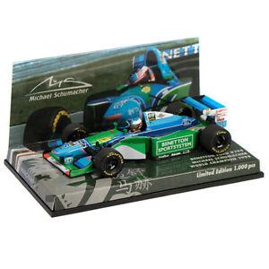Michael Schumacher Benetton Ford B194 1:43