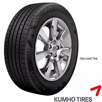 2 New 185/70R14 Kumho Solus TA11 Tires 185 70 14 1857014 70R R14 Treadwear 700