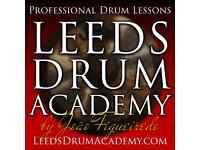 Leeds Drum Academy | From £20/Lesson | Drum Lessons | Master Classes | Professional Drum Teacher