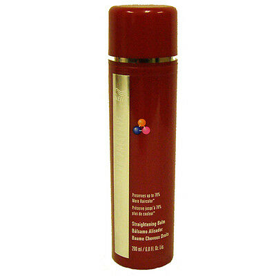 New 6.8 Ounce Bottle of Wella SP Hair Straightening Balm,Color Preserve
