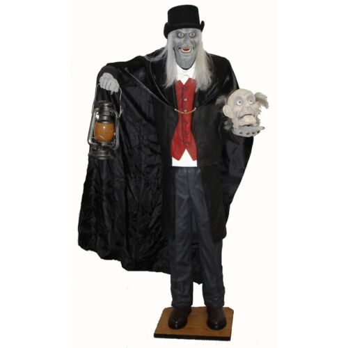 Department 56 Halloween life size Crypt Keeper/Scaretaker LOCAL PICK UP ONLY