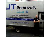 JT REMOVALS.Professional man and van, Fully insured. We beat any quote! All areas! Same day/7 days.
