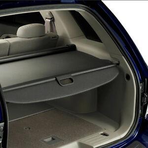 2010-2017 Chevrolet Equinox GMC Terrain GM Cargo Security Shade Black 23131658