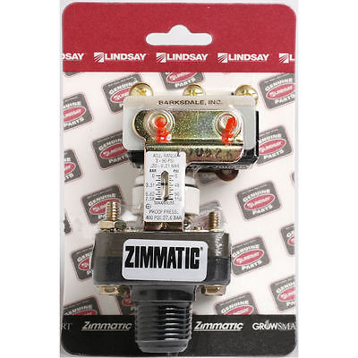 Pressure Switch 3.5-90p Lindsay Zimmatic Valley Reinke Pivot
