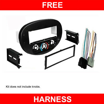 2003 Ford Escort Mercury Tracer Stereo Radio Car Dash Installation Kit Face 03