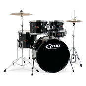 Used 5 Piece Drum Set