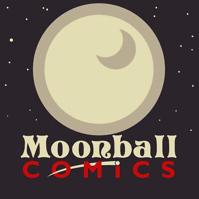 Moonball Comics