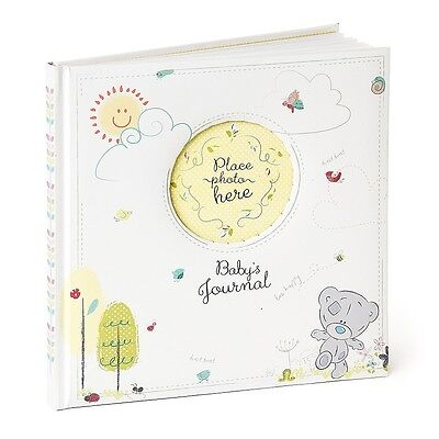 Baby's Journal. ADORABLE New Baby Gift Book, Mementos, Keepsakes, Record Book.