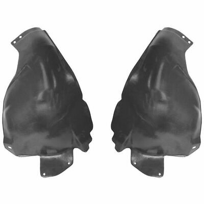 Splash Shield For 2002-2005 Ford Thunderbird Front LH & RH Rear Section Set of 2 Ford Thunderbird Splash Shield