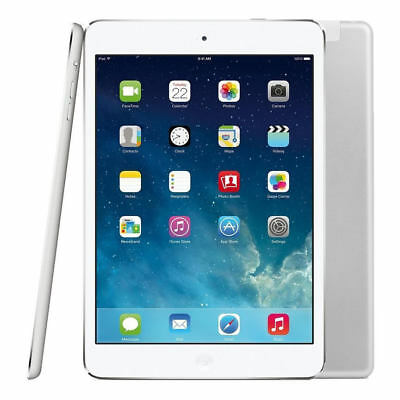 "Apple iPad Air 2 9.7"" 64GB Cellular + WiFi Tablet - White & Silver - MH2N2LL/A"