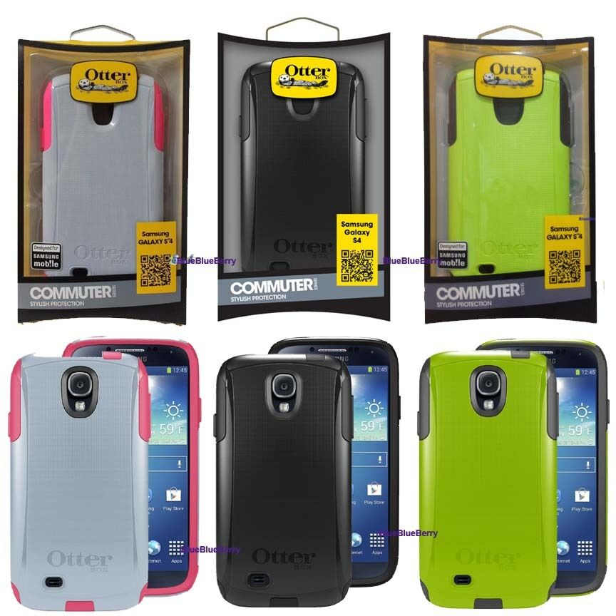 Купить OtterBox Samsung Galaxy S4 - New Otterbox Commuter Series Case for Samsung Galaxy S4