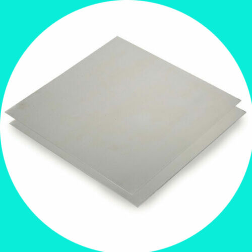 "925 Sterling Silver Sheet Soft 1""x1"", 1x2, 2x2, 2x3, 3x3, 4x4, 5x5, 6x6 Square"