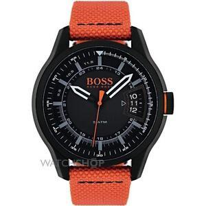 Montre Hommes Hugo Boss Orange 1550001