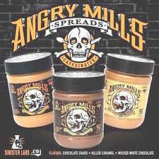 Sinister Labs High Protein Peanut & Almond Butter Spreads  - 12 oz PICK FLAVOR