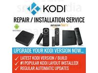 AMAZON FIRE STICK OR BOX KODI INSTALL / UPDATE