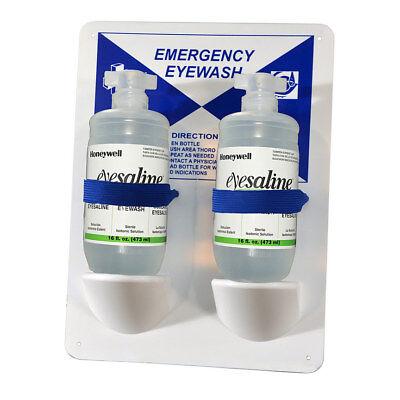 Eye Wash Station 2 - 16 Oz. Bottles