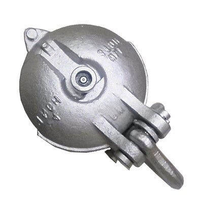 Snatch Block Yarding Block Wire Rope Cable Pulley For 1-12 Tons - 3