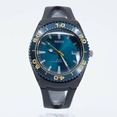 SEIKO ALBA VORTEX QUARTZ V732-0H50 WATCH