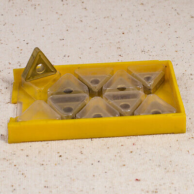 Nos 9- Kennametal Carbide Indexable Inserts Style Tnmg434 Kc810
