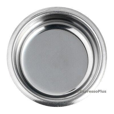Espresso Machine 58mm Backflush Portafilter Insert Metal