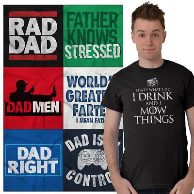 Fathers Day Tee Shirt T Shirts For Mens Baby Shower Papa Gift Daddy TShirts Tees - Baby Shower Gifts For Men