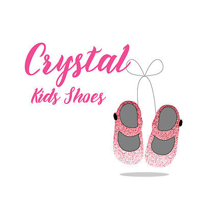 Crystal Kids Shoes