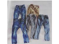 Boys next jeans 2-3years
