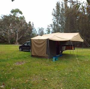 Semi Off Road Camper Vacy Dungog Area Preview