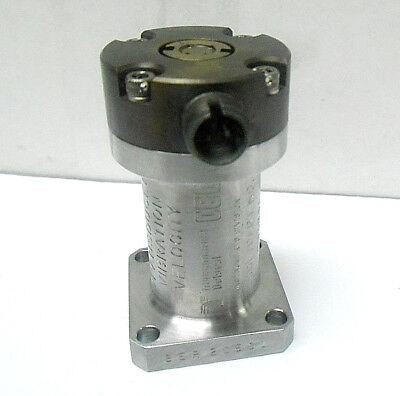 4-125-0111 Transamerica Delaval Vibration Velocity Transducer New Old Stock