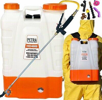 battery operated backpack garden sprayer water 4