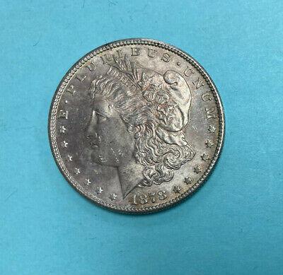 1878 S Morgan Silver Dollar US Coin San Francisco United States 2 - $49.99