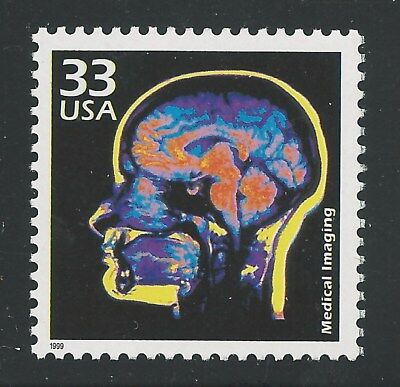Noninvasive Medical Imaging Techniques Mri Cat Ct Scan Ultrasound Us Stamp Mint