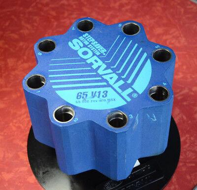 Good 65v13 65k Rpm Titanium Step Saver Sorvall Rotor Ultracentrifuge Centrifuge