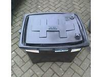 Cold Water Storage Tank Black Plastic Ferham PC25R (Reduced Price,)