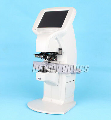 Brand New Touch Screen Auto Lensometer Optical Digital Lensmeter Pd Uv Printer