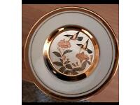 VERY PRETTY COLLECTABLE 24 CARROT, GOLD SURROUND, CHOKIN PLATE, ONLY £5 ...