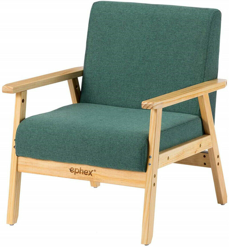 High Quality Modern Sofa Chair Accent, Accent Chairs With Wooden Arms