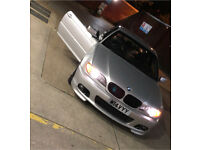 BMW E46 318Ci M-Sport 2.0 Coupe (Px: E36, MK5 Golf, Type R)