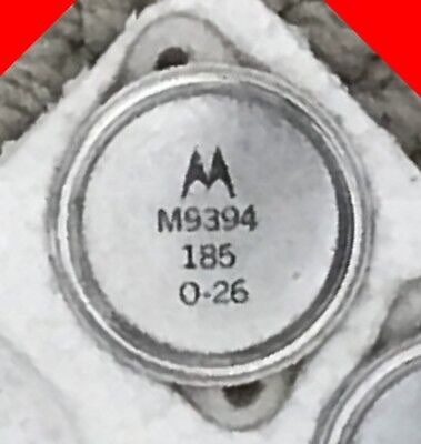 7ea New Motorola Commercial Radio M9394 T0-36 Germanium Power Transistor