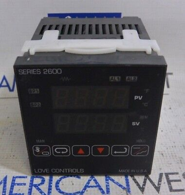 Love Controls 26150-934 Series 2600 Temperature Controller