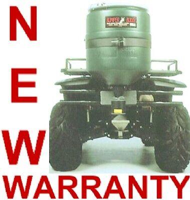 NEW ON TIME ATV BUMPER BUDDY SPREADER/FEEDER,SALT/FEED/FERTILIZER,MODEL 22000