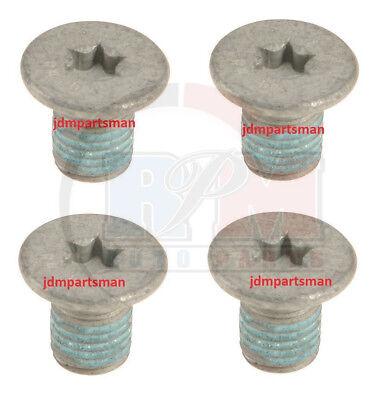 Brake Disc Rotor to Hub Set Screw Febi Bilstein for Mercedes - Pack of 4  #21663 Brake Disc Set Screw