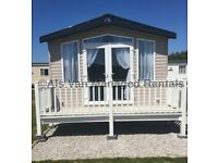 MAY & JUNE DATES REDUCED: HILL VIEW: PRESTHAVEN BEACH, PRESTATYN, N.WALES: SLEEPS 7 MAX, NO PETS
