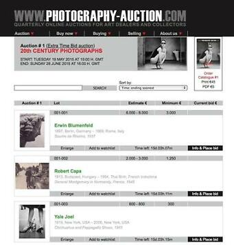 photography-auction
