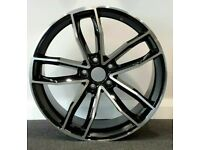 """BMF Audi A4 A6 VW Scirocco x4 19"""" S5 2020 Style Alloy Wheels 8.5J Et35"""