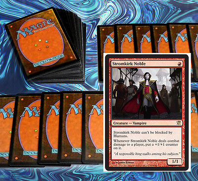 mtg RED VAMPIRES DECK Magic the Gathering rare cards