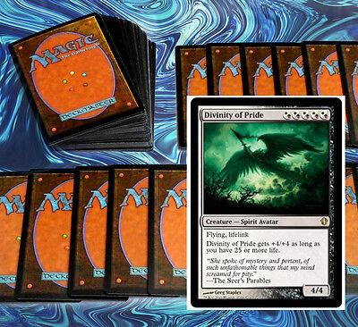 mtg BLACK WHITE ORZHOV DECK Magic the Gathering rare cards teysa deathpact angel