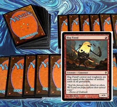 mtg RED ARTIFACT GRAVEYARD DECK Magic the Gathering rare cards